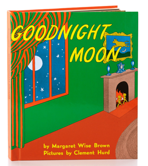 Goodnight Moon recordable book